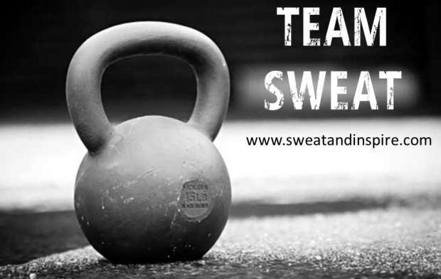 Team Sweat Dumbell
